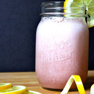 Strawberry Lemonade Shakeology